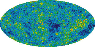 Cosmic Microwave Background Data from WMAP
