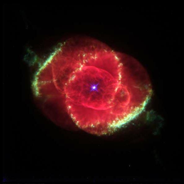 Death of a Massive Star. Massive stars burn brighter and perish more